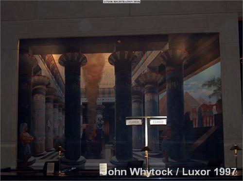 John Whytock, Luxor 1997