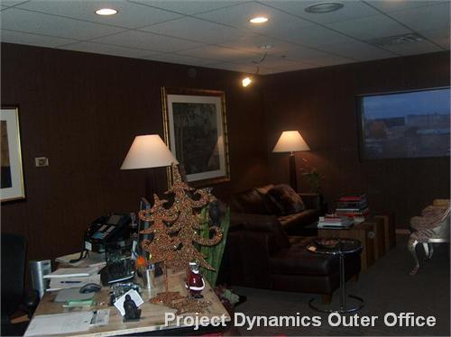 Project Dynamics Outer Office