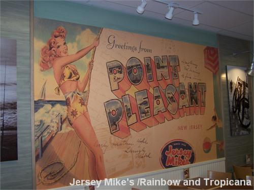 Jersey Mikes /Rainbow and Tropicana