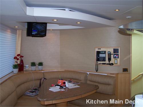 Kitchen Main Deck