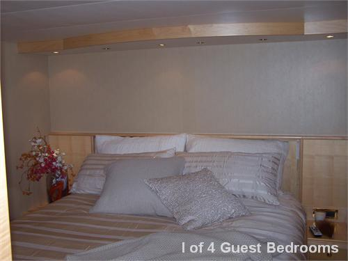 I of 4 Guest Bedrooms