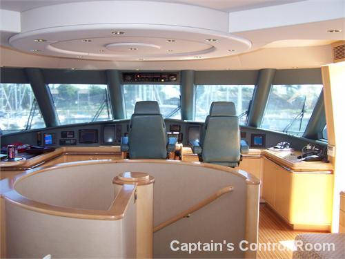 Captains Control Room
