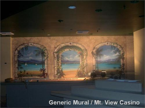 Generic Mural / Mt. View Casino