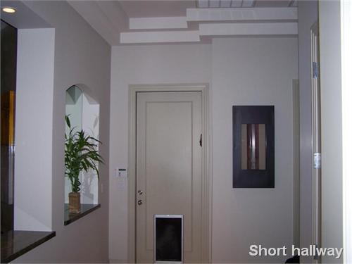 Short hallway