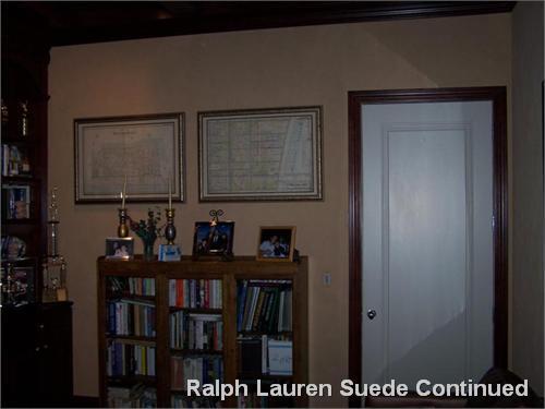 Ralph Lauren Suede Continued