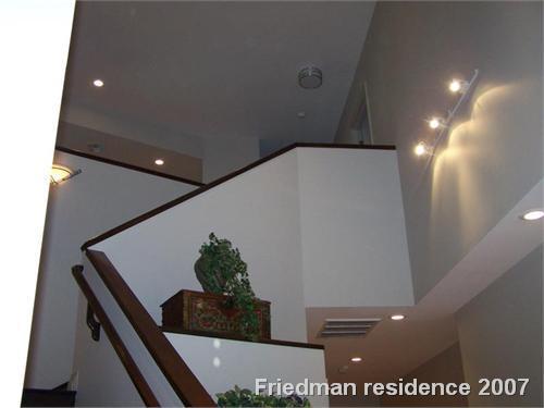 Friedman residence 2007