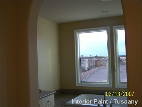 Interior Paint / Tuscany