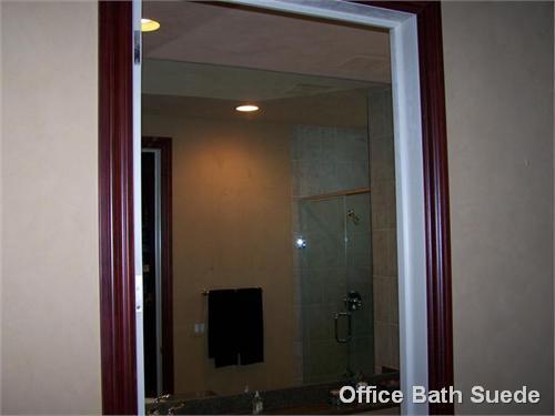 Office Bath Suede